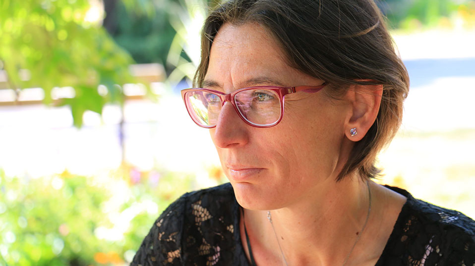 Laetitia Lhermite, membre d'EST'elles et photographe